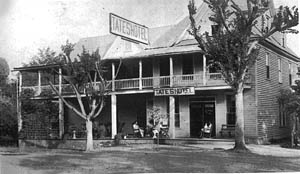 Tate Hotel Courtesy Georgia Department Of Archives And History